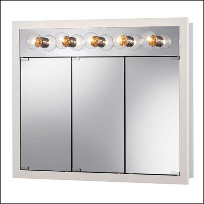 Jensen Lighted Medicine Cabinet