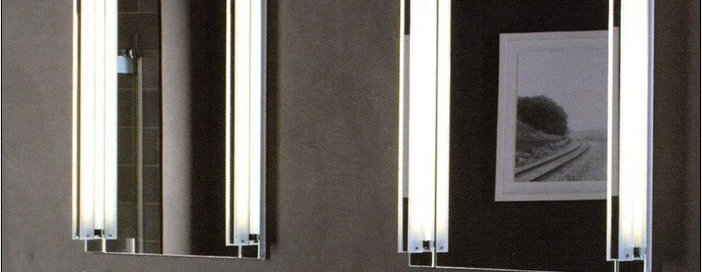 Robern Lighted Medicine Cabinet