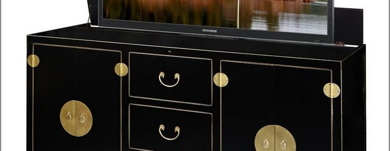 Tv Lift Cabinets For Flat Screens