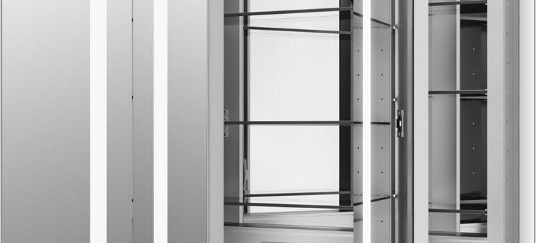 Verdera Lighted Medicine Cabinet