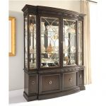 Elegant Bobs Furniture China Cabinet
