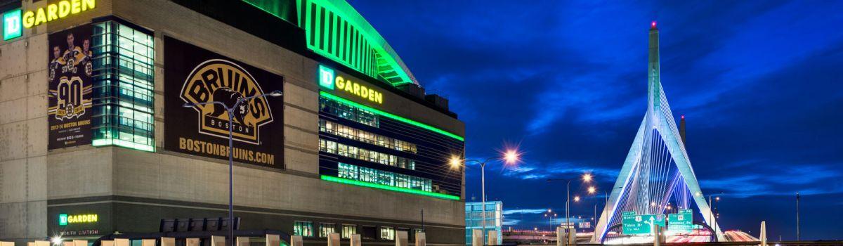 hotels in boston near td garden