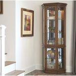 Oak Curio Cabinets for Sale