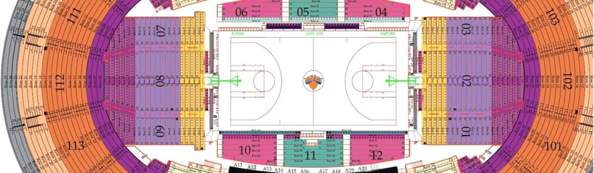 Seating at Madison Square Garden Inspirational Seating at Madison Square Garden