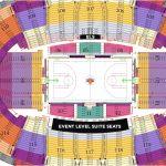 Seating at Madison Square Garden
