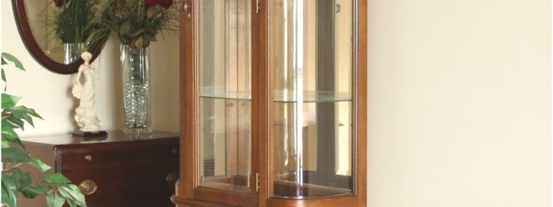 Tall Narrow Curio Cabinet Awesome Tall Narrow Curio Cabinet
