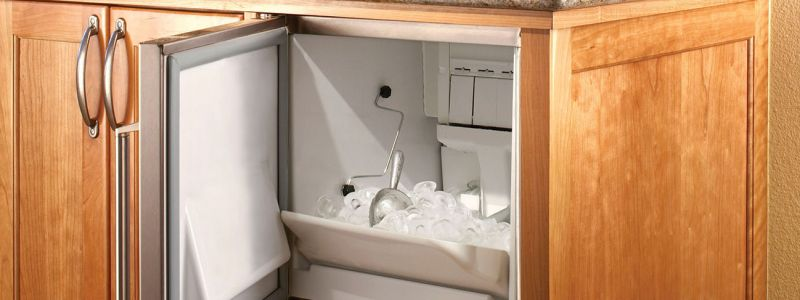 Under Cabinet Nugget Ice Maker