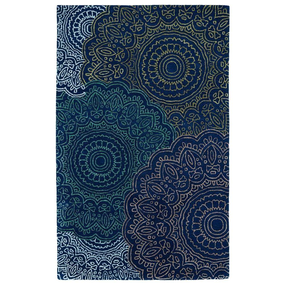 divine navy 10 ft x 13 ft area rug