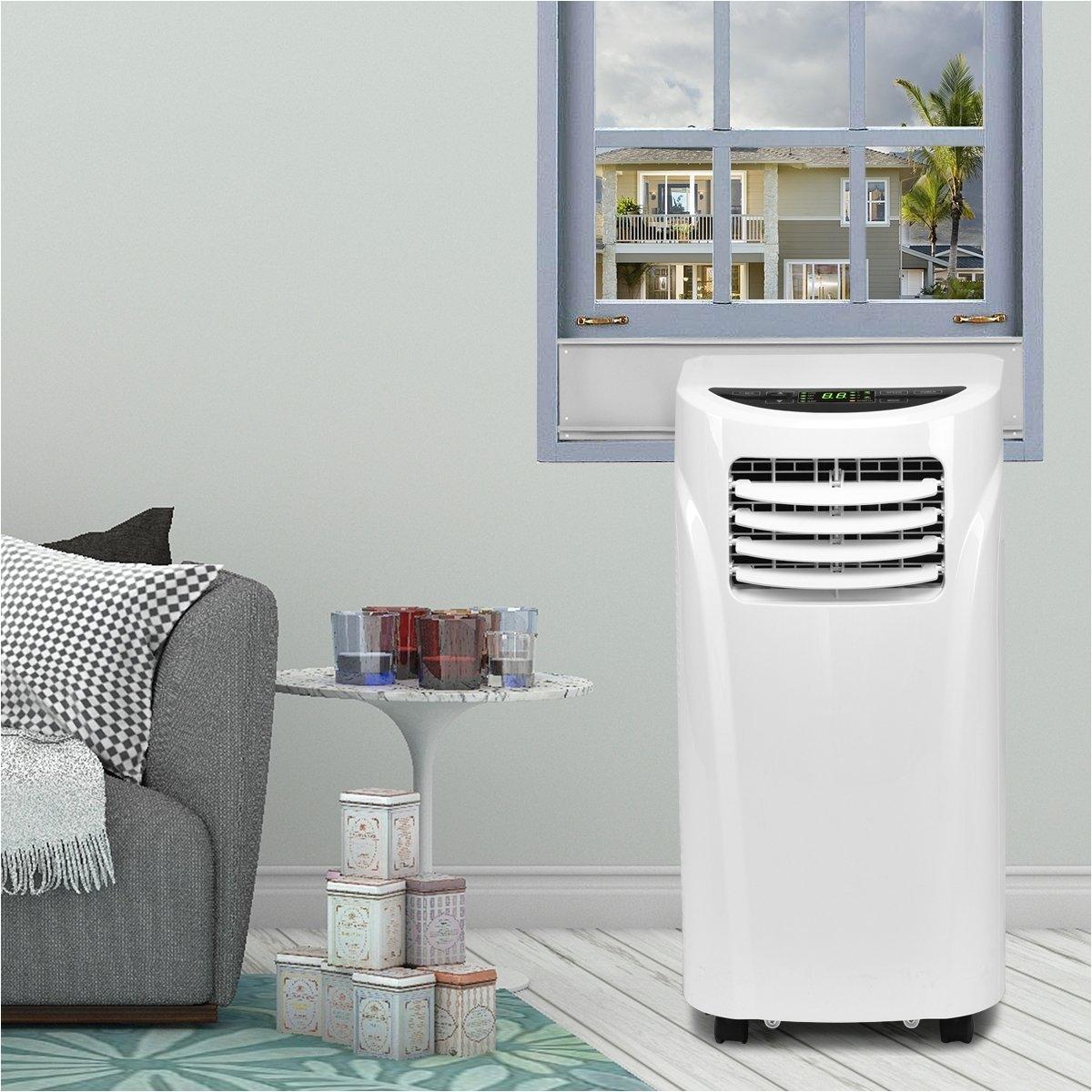 10 X 12 Bedroom Ac Unit Amazon Com Costway 10 000 Btu Portable Air Conditioner with Remote