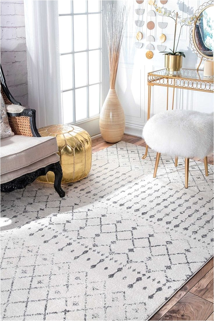 amazon com transitional vintage moroccan trellis area rug kitchen dining