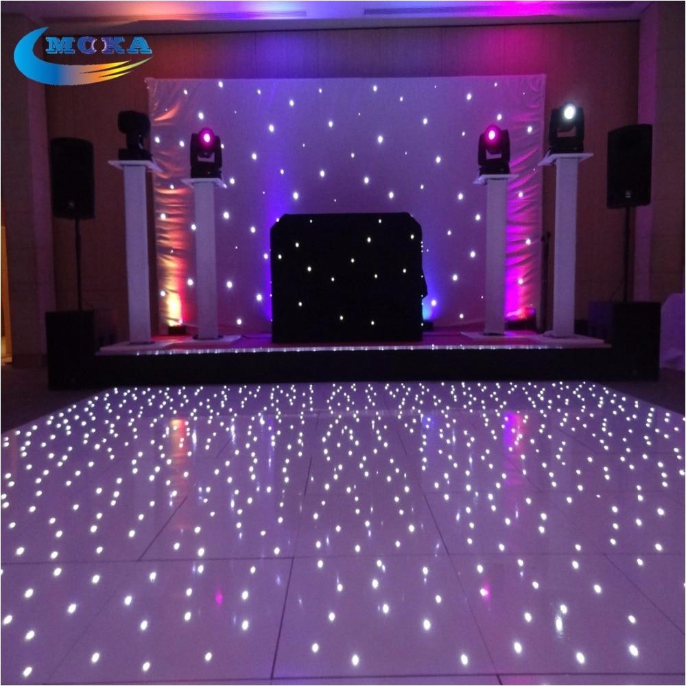 8 8 feet wedding disco led dance floor new design professional dancing floor led dancefloor