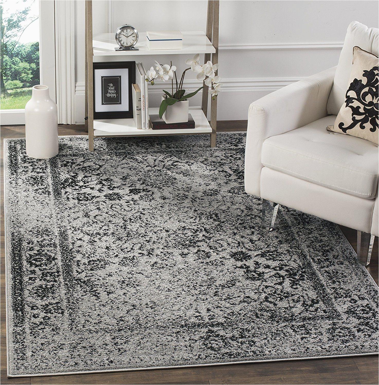 grey area rug walmart perfect amazon safavieh adirondack collection adr109b grey and black