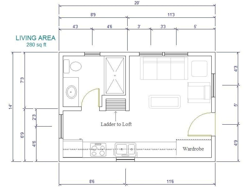 1c4b6687c09916b5 16x20 cabin plan with loft 16 by 20 floor plans