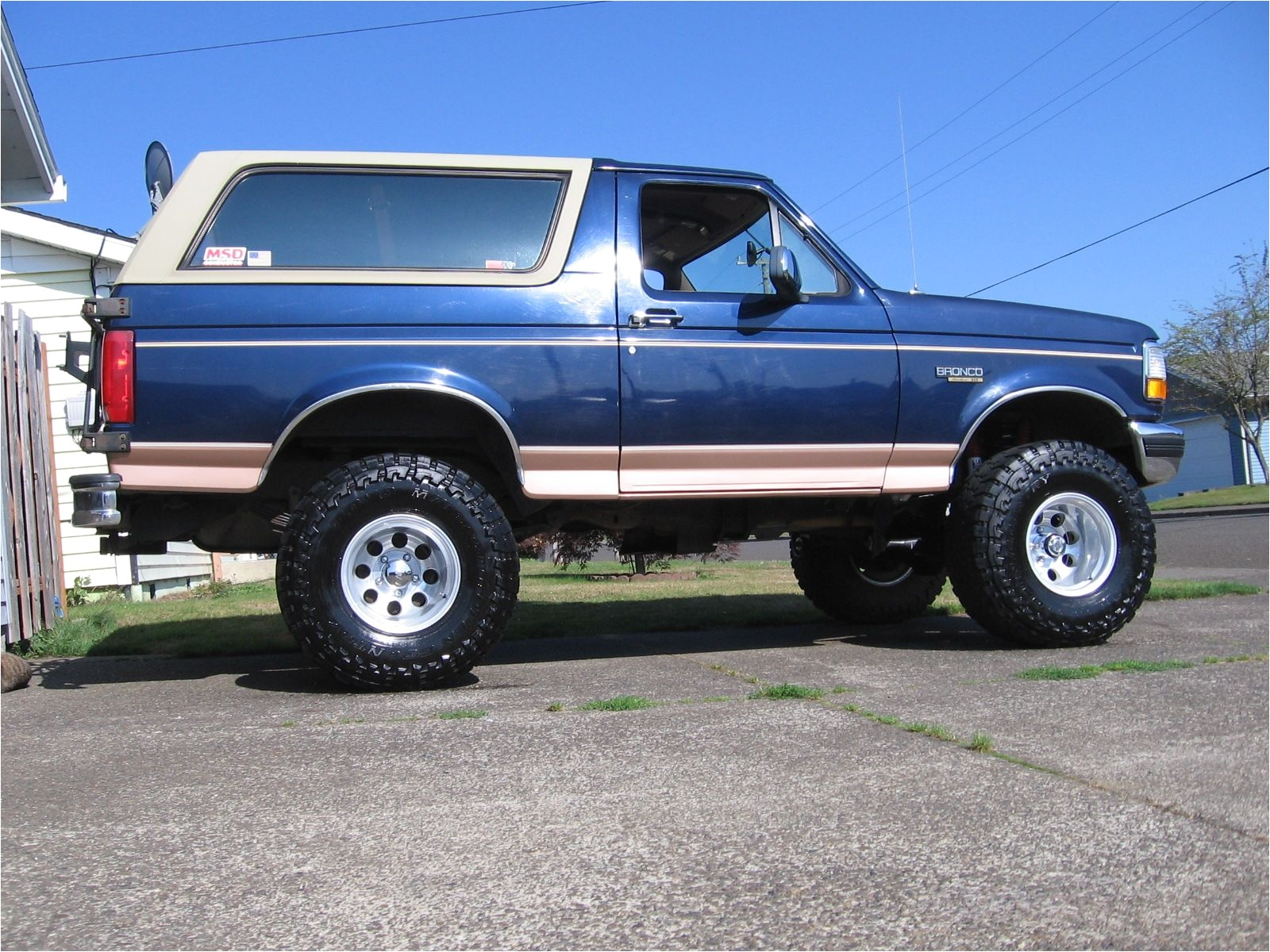 2012 ford bronco