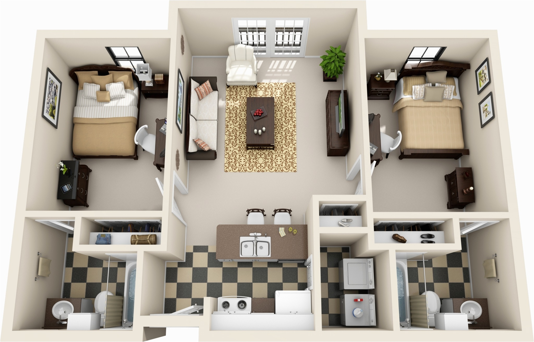 2 Bedroom Apartments In Baton Rouge Louisiana 12 2 Bedroom Apartments Review Best Bedroom Design Ideas Best