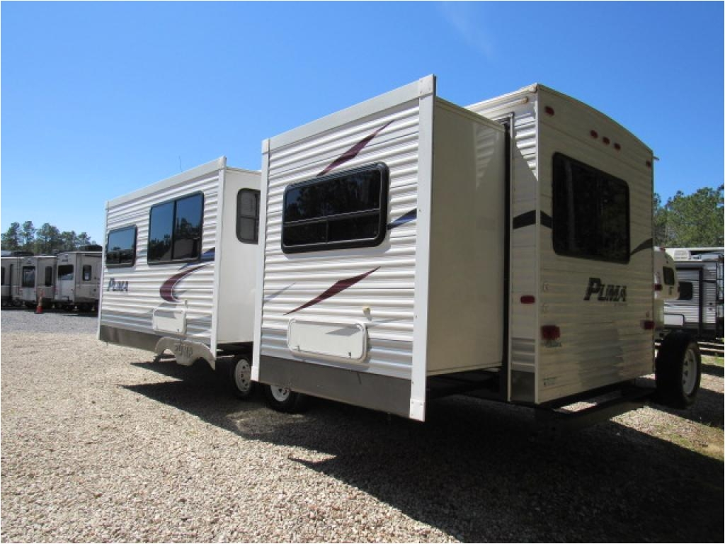 2013 palomino puma 30kfb travel trailer lacombe la steves rv lacombe louisiana rv dealer