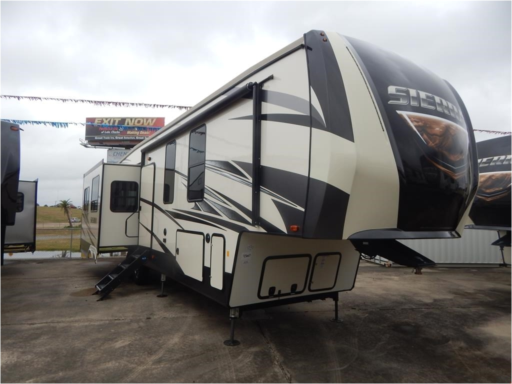 new 2018 forest river sierra 357re for sale by luke s rv sales service available in