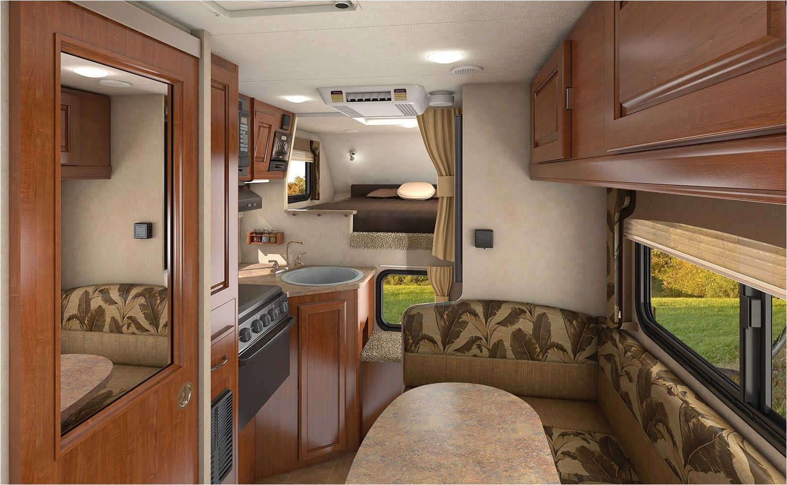 lance 865 truck camper for short bed trucks dry 2 011 lbs wet 2 896 lbs overall 16 5 floor 8 7 width 86 msrp 21 938