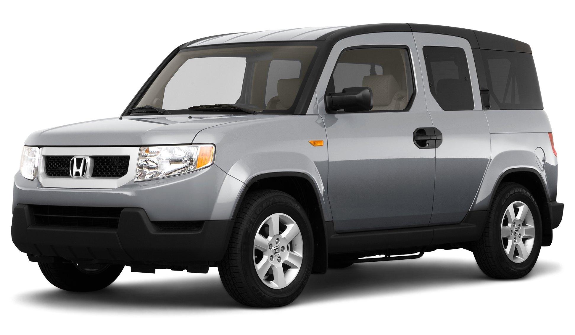 2010 honda element ex 2 wheel drive 5 door automatic transmission