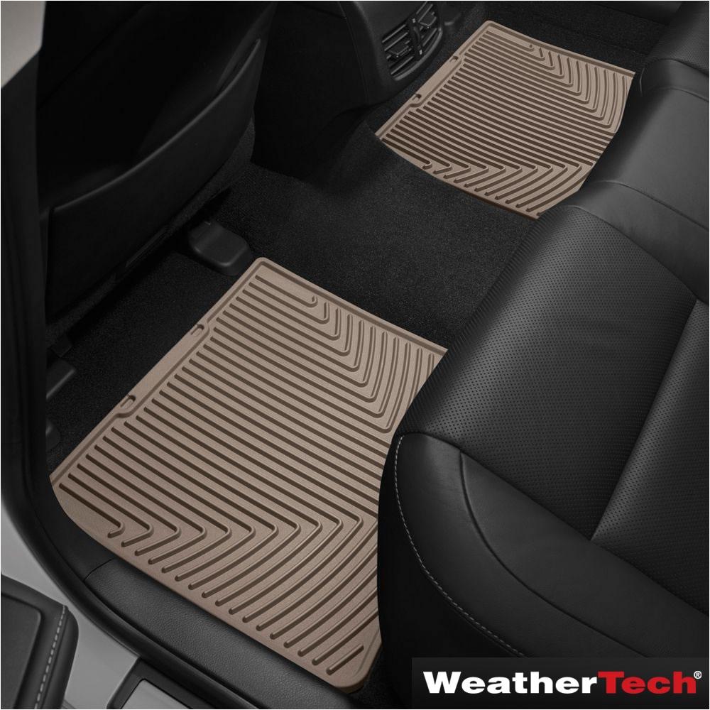 2011 Dodge Dakota Floor Mats the Weathertech Laser Fit Auto Floor Mats Front and Back