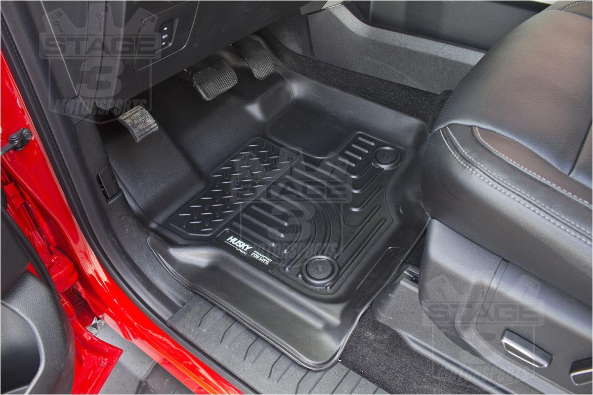 2015 f150 husky liners front weatherbeatera floor mats
