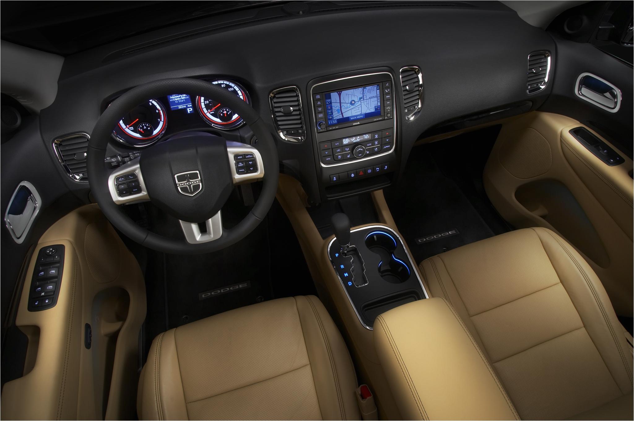 2015 Dodge Durango Interior Colors 2013 Dodge Durango Photos Specs News Radka Car S Blog