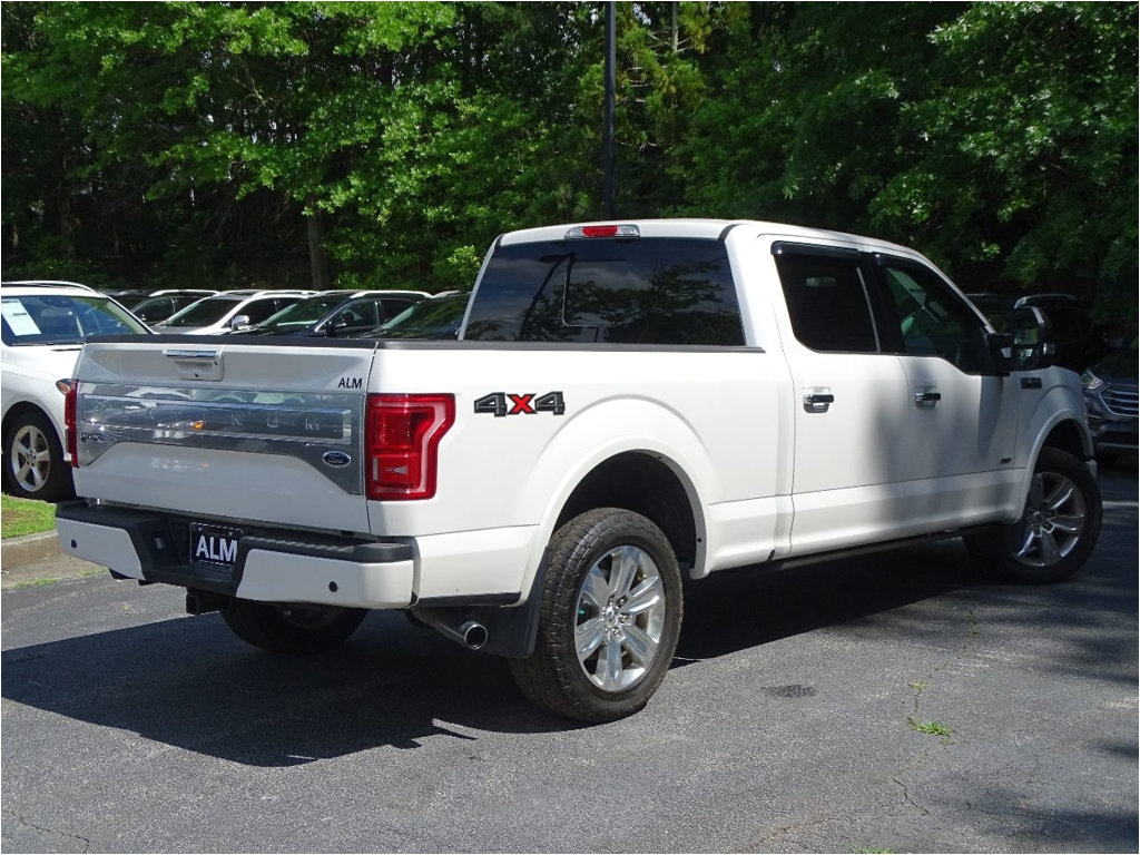 2016 ford f 150 platinum 17633321 5
