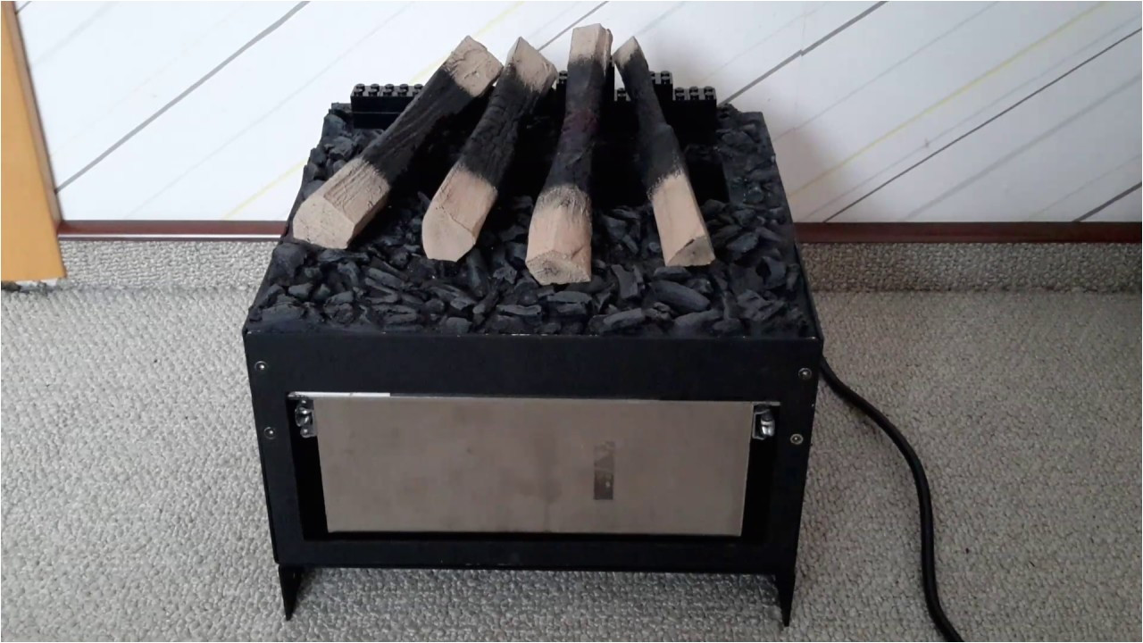diy artificial fireplace insert water steam optimyst