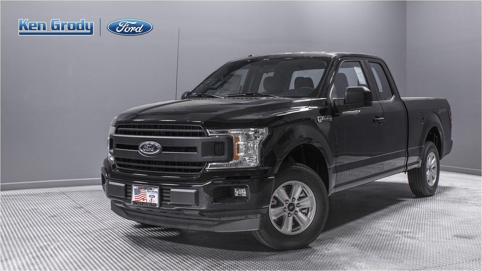 new 2018 ford f 150 xl