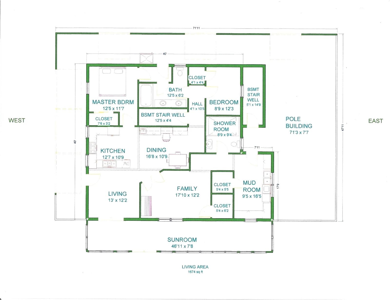 20 x 40 house plans fresh floor plan design 20 x 40 floor plans luxury design plan 0d house
