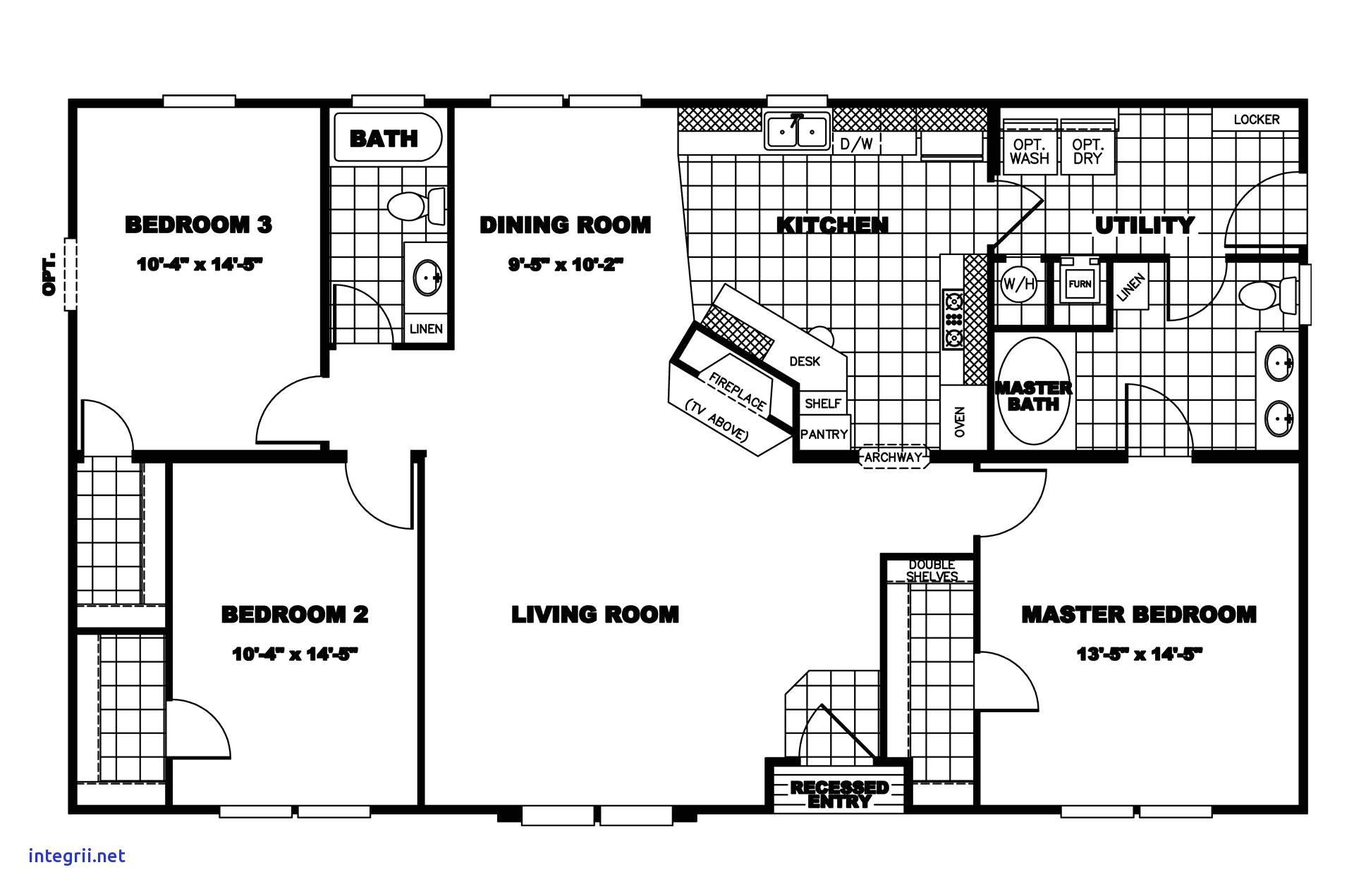 24 x 36 home plans best of 5 bedroom mobile home floor plans floor plan best index wiki 0 0d
