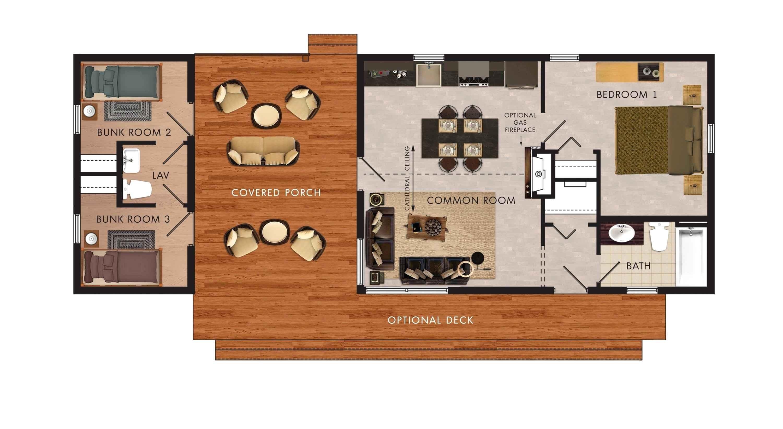 3 Bedroom 2 Bath 5th Wheel Fifth Wheel Camper Floor Plans Luxury Fifth Wheel Floor Plans