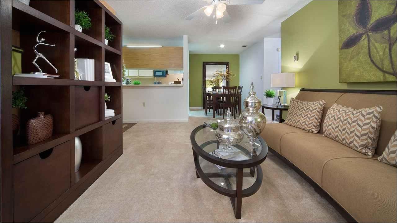 spacious floorplans