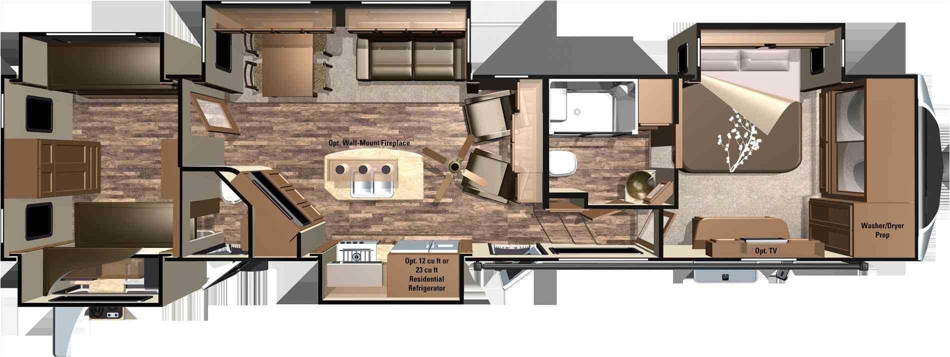 3 bedroom rv 5th wheel cronicarul