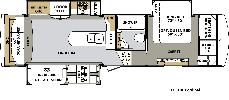 prices 5th wheel bunkhouse floor plans beautiful fifth wheel bunkhouse floor plans fresh 3 bedroom rv floor