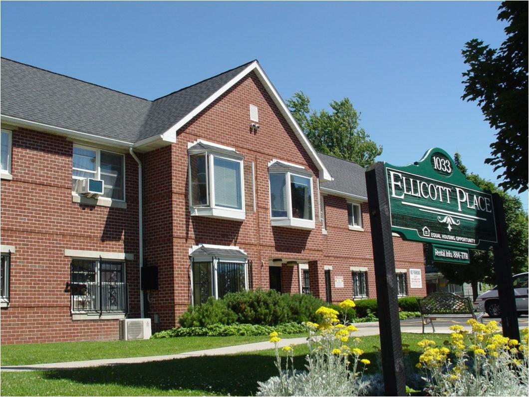 ellicott place 1033 ellicott street buffalo new york senior rental