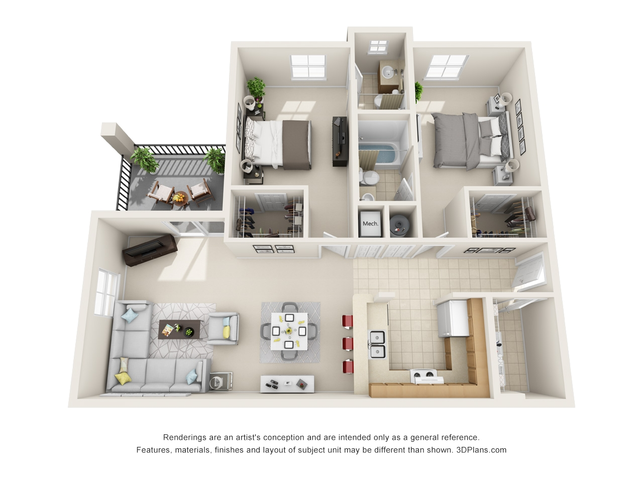 4 Bedroom 3 Bath Apartments In orlando 2 Bed 2 Bath