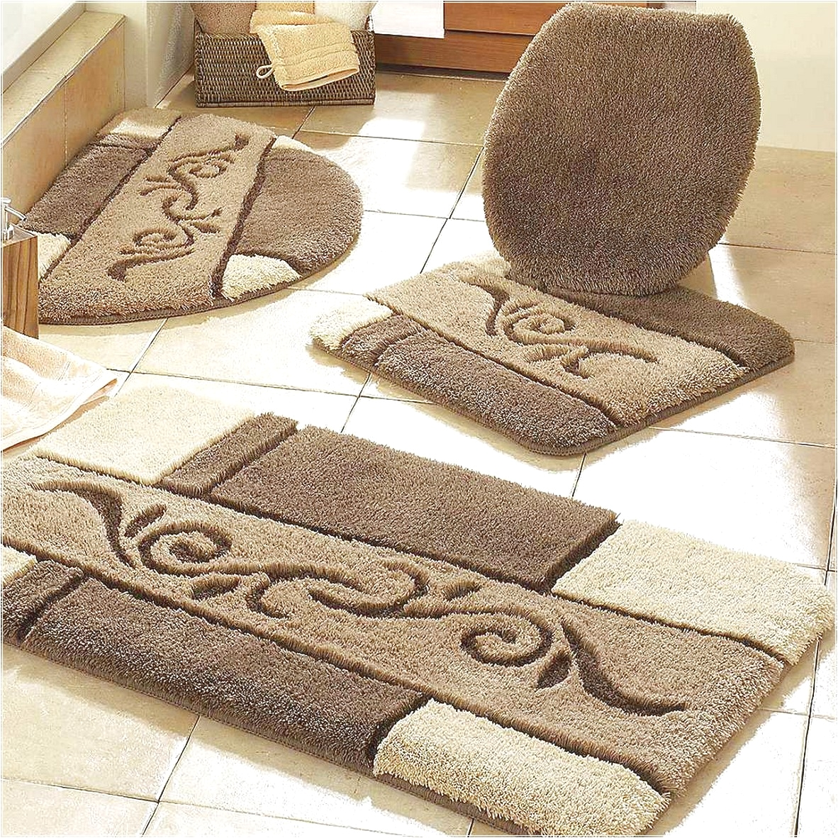 full size of dazzling bathroom rug sets pretty how to shop around for bath elongated toilet