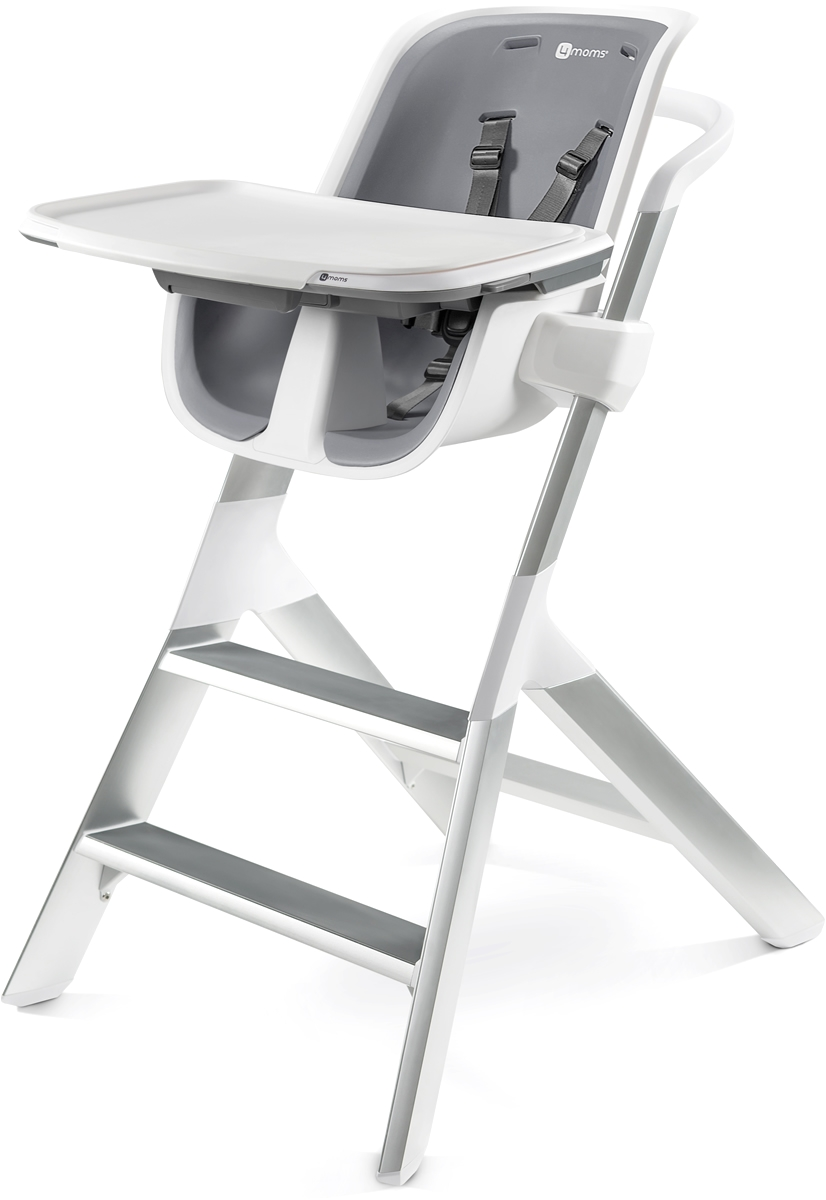 4moms High Chair Sale 4moms High Chair White Grey