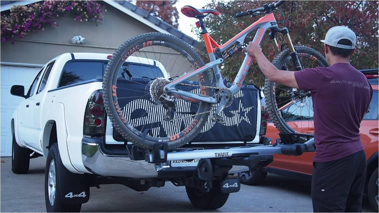 thule t2 pro hitch rack
