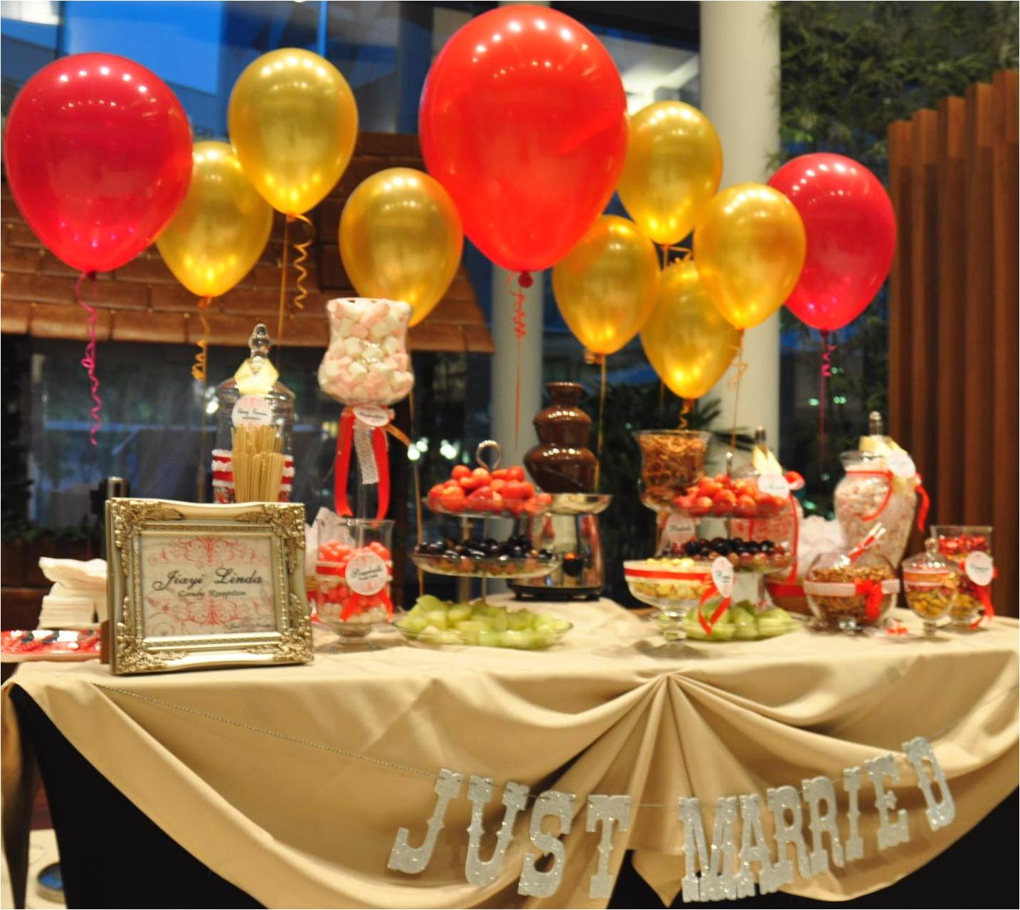 65 Birthday Table Decorations Buffet Table Decorating Ideas Diy Home Decor