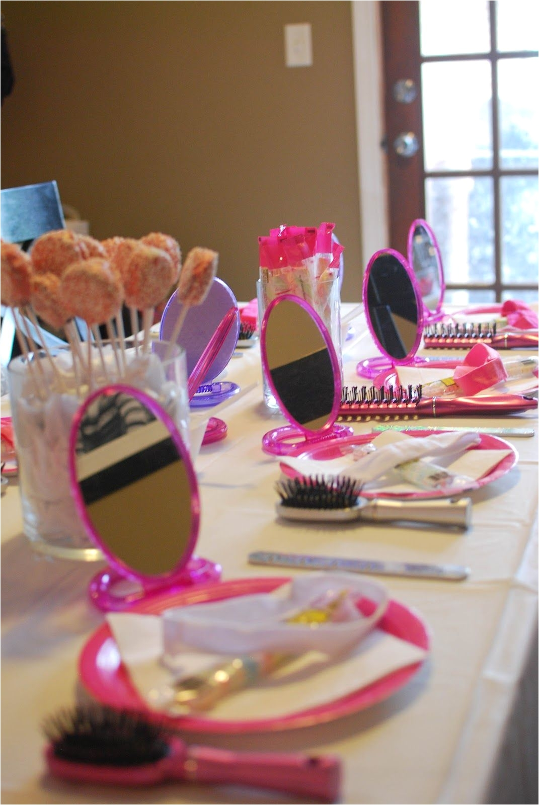 spa party ideas for 8 yr old girls remember this for the twins via savvy little women blog