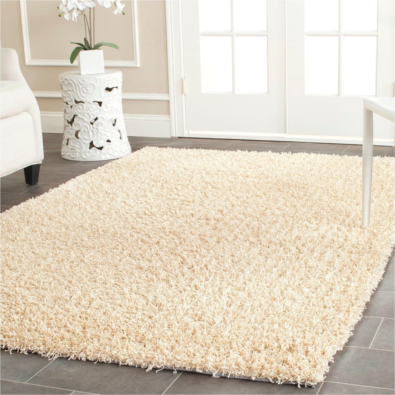 safavieh handmade monterey shag cream polyester area rug 4 x 6 sg851c 4 ivory size 4 x 6