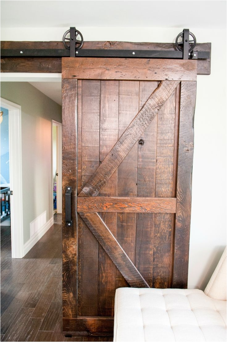 15 beautiful barn door ideas