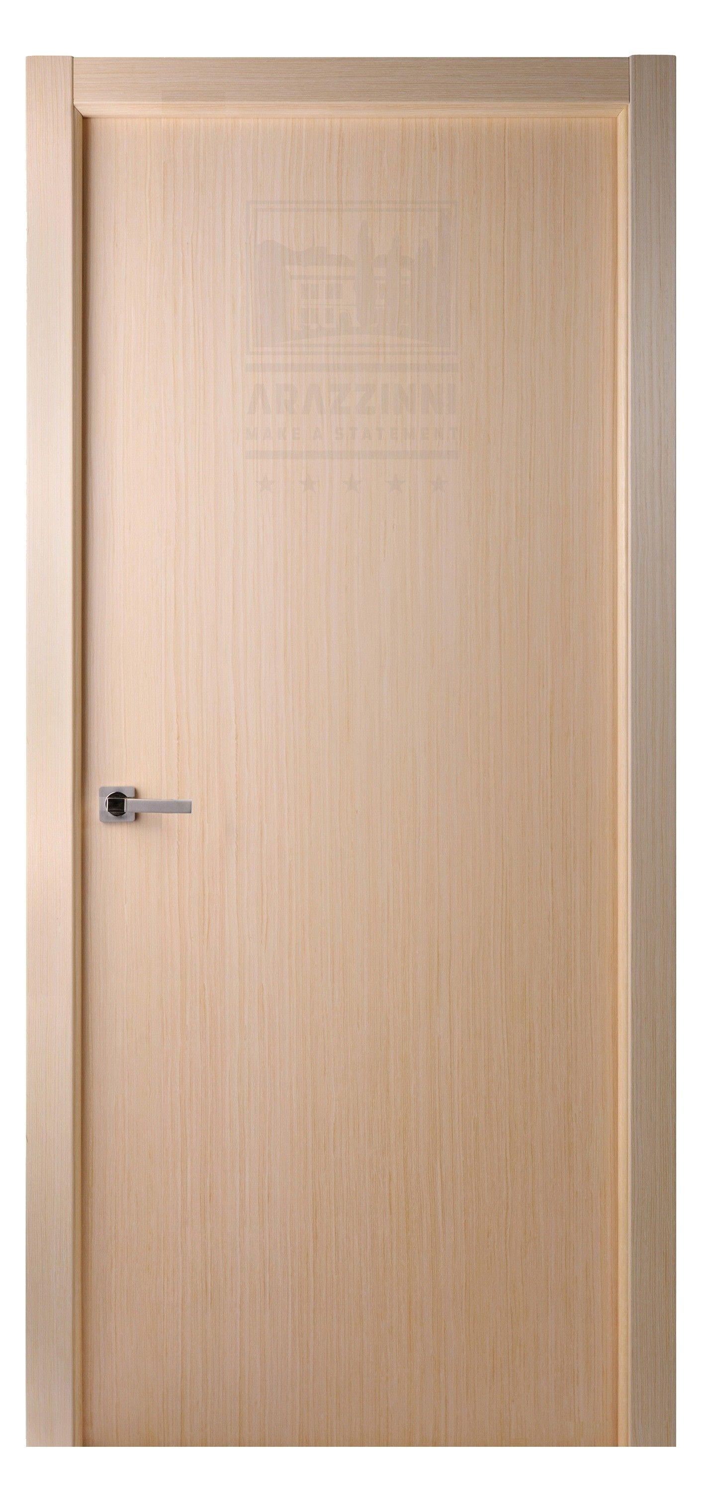 8ft solid Wood Interior Doors Classica Ultra 8 Ft Interior Door Bleached Oak Exotic Wood Veneer