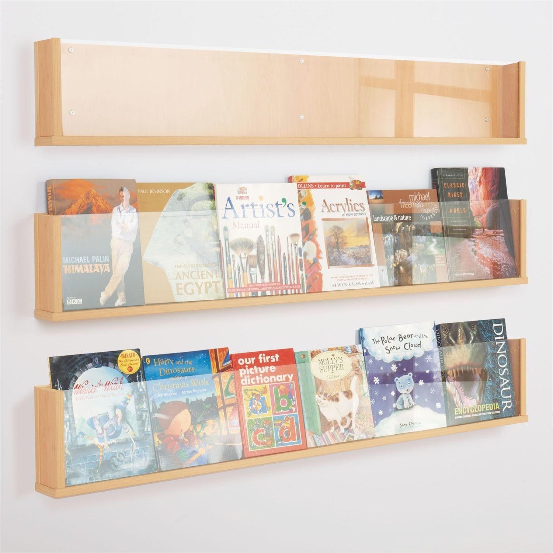 perfect acrylic magazine rack wall mounted