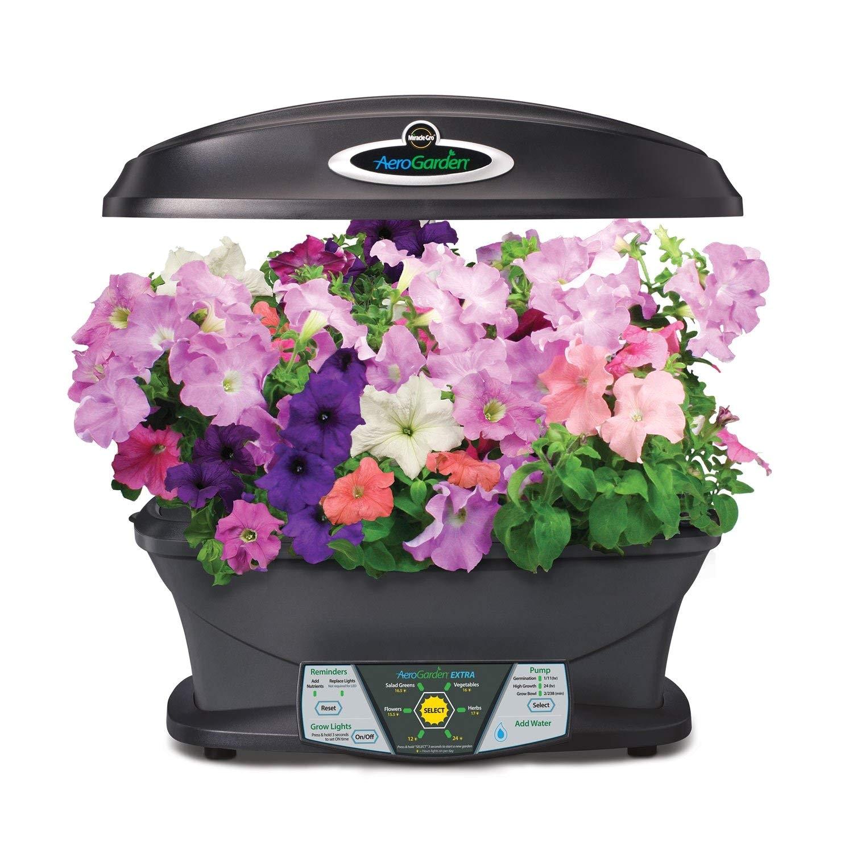 Aero Herb Garden Amazon Com Aerogarden Extra with Gourmet Herb Seed Pod Kit