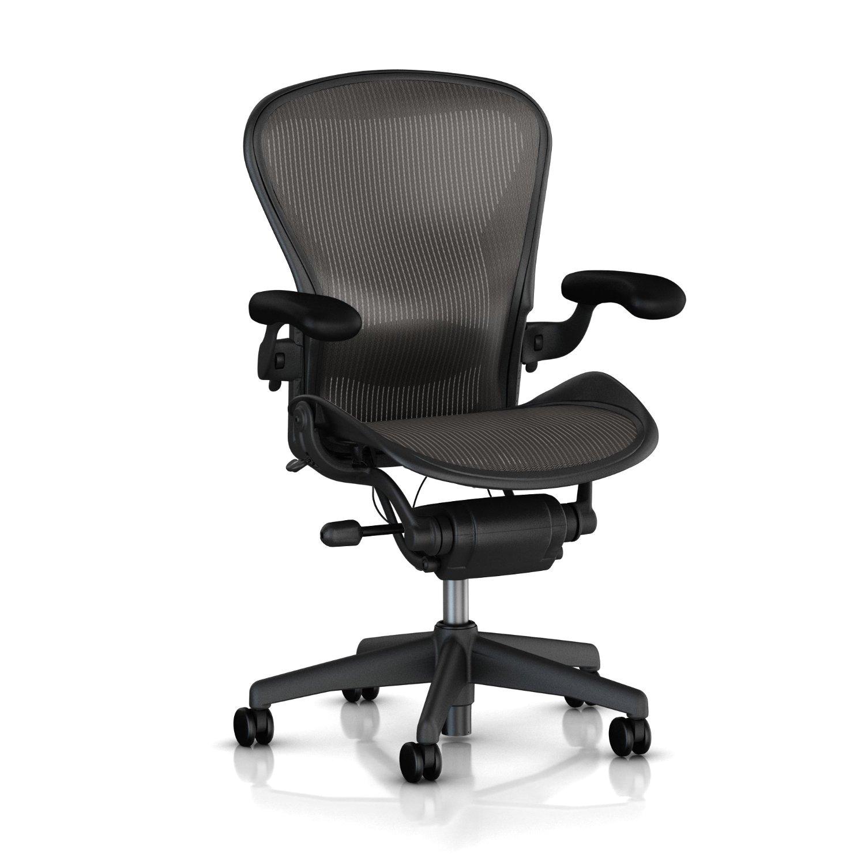 Aeron Chair Sizes Dots Amazon Com Herman Miller Executive Size B Lumbar Support Aeron