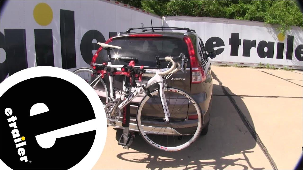 install malone hanger 3 bike rack 2016 honda cr v mpg2127 etrailer c