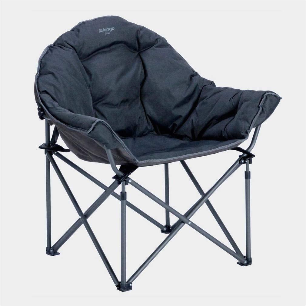 vango titan camping chair grey one size amazon co uk sports outdoors